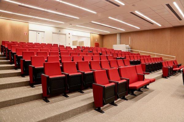 Projetos de escritórios modernos - Auditório